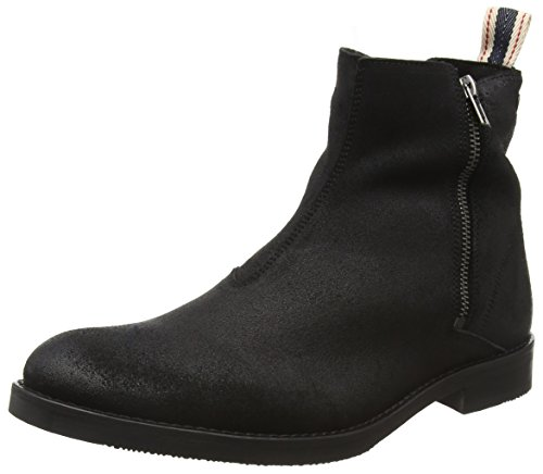 JACK & JONES Men's Jfwzippy Waxed Suede Ankle Boots, for sale  Delivered anywhere in UK