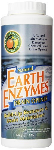 Earth Friendly Products Earth Friendly Products Earth Enzymes Drain Opener 32 Ounce by Earth Friendly Products