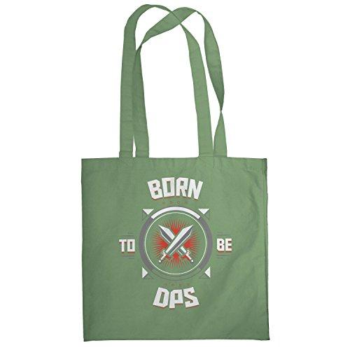 Texlab–Born To Be DPS–sacchetto di stoffa Oliva