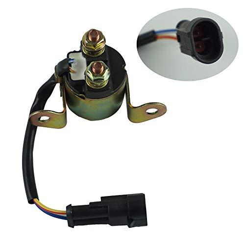 Sp Kippschalter (XIEWEICHAO Starter-Relais-Magnet für 12 V für Polaris Sportler ACE XP SP X2 500 570 800 2007-2015 (Farbe : Schwarz))