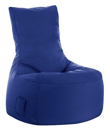 MAGMA Sitzsack Scuba Swing mit Tasche dunkelblau
