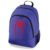 Spiderman Avengers Superhero Gym School Backpack Bag