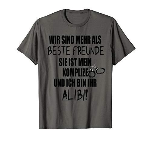 Beste Freunde Best Friends Shirts für Zwei Mädchen| Geschenk T-Shirt