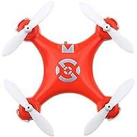 Price comparsion for LEORX Cheerson CX-102.4GHz 4Channel 6Axis Gyro Super Mini RC Quadcopter UFO RTF Drone with LED Light (Orange)