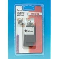 Wedo 514912011 - Trodat pad de remplacement 6/4912 noir 2
