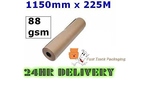 1150mm x 225M HEAVY DUTY BROWN KRAFT PAPER ROLL*OFFER*