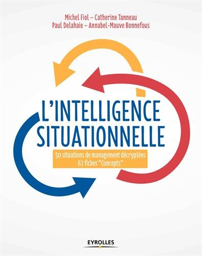 L'intelligence situationnelle: 50 situations de management décrytées 67 fiches concepts