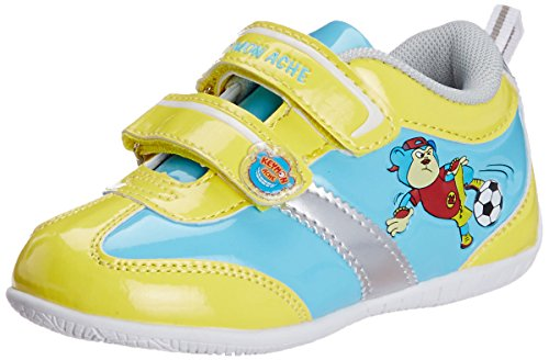 Keymonache Baby Boy's Blue Sneakers - 3.5 UK/24 EU