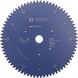 Bosch 2608642531 Lame de scie circulaire expert pour bois,Bleu,305 x 30 x 2,4 mm