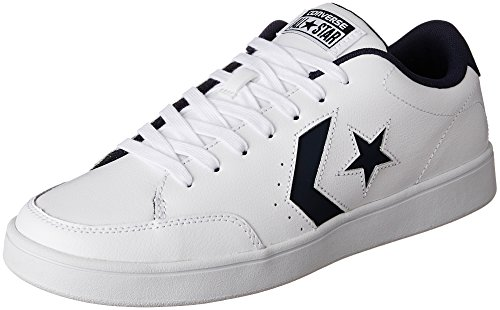 Converse Men's Navy/White Sneakers - 10 UK/India (44 EU)(159804C)