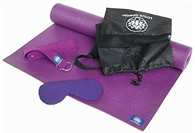 Lotus Design Exklusives Yoga-Set