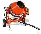 ALTRAD LESCHA Betonmischer AT 480 400V 480L mit Straßenfahrwerk 25km/h *NEU*