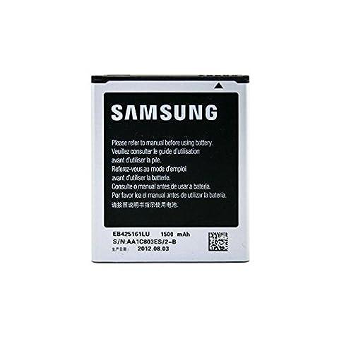 Samsung 1500mAh Akku für Galaxy Trend S7560/S3Mini i8190/S Duos S7562/ACE 2i8160 (Samsung Galaxy S Duo 2)