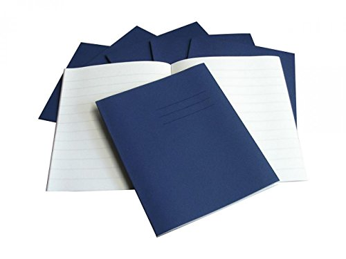 3 x SCHOOL PROJECT NOTE BOOKS EXERCISE BOOK LINED 48 PAGE 230 x 175mm HAMELIN