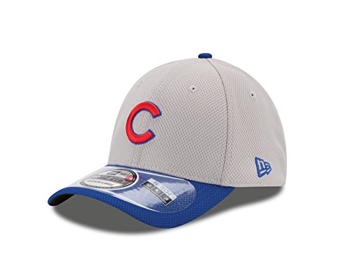 New Era MLB 2Tone Diamond Era Team Classic 39THIRTY Stretch Fit Cap Small / Medium grau (Hat Knit Diamond)