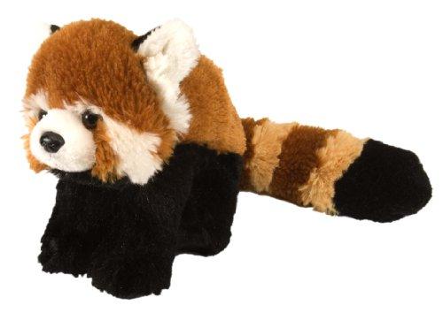 Wild Republic CK Mini Panda Rojo de Peluche, 20 cm (10876)