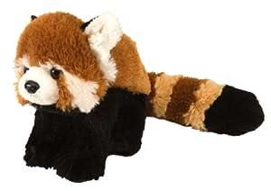 Wild Republic- CK Mini Panda Rojo de Peluche, 20 cm (10876)