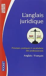 L'ANGLAIS JURIDIQUE (POCHE)
