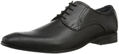 Bugatti - Zapatos Derby de Cuero para Hombre