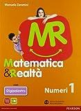 Matematica e realtà. Numeri-Figure. Con tavole numeriche e Digipalestra. Con espansione online. Per la Scuola media: 1