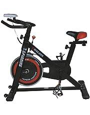Endless EL-9363 Steel Spinning Bike (Red/Black)
