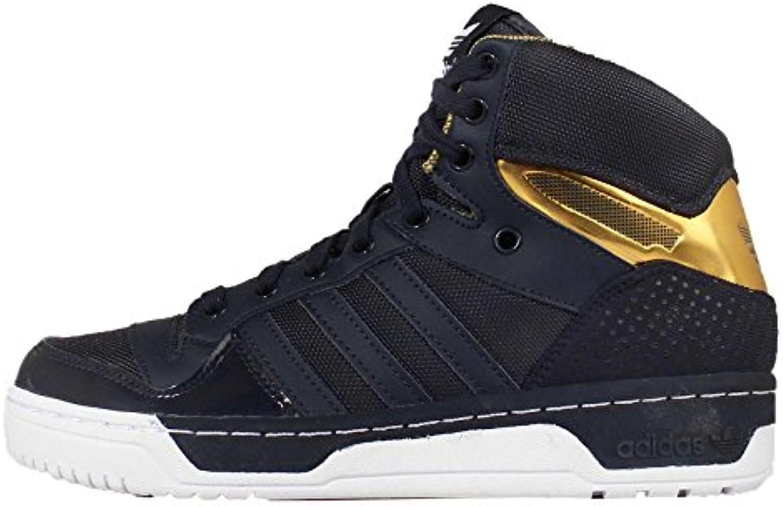 Adidas M Attitude W, Riya Ora-Navy oro oro oro Bianco, 5 Us | Di Qualità Fine  | Maschio/Ragazze Scarpa  c02989