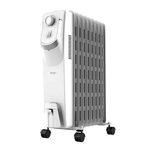 Cecotec Radiador Aceite 9 Módulos Ready Warm 5800