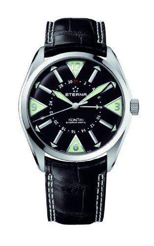 Eterna Herren 1595.41.41.1172 Automatic Kontiki Four-Hands XXL Uhr