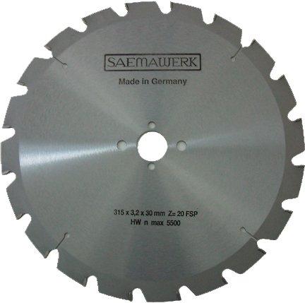 Preisvergleich Produktbild Seamawerk Kr-Sägeblatt Hartmetall 400 X 30 X 3,5