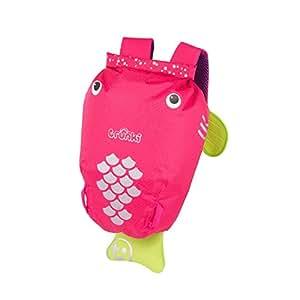 Trunki PaddlePak Water-Resistant Backpack - Flo (Pink)