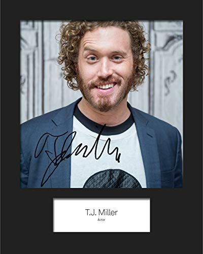 Deadpool Passt - Frame Smart T.J.Miller #1 Deadpool