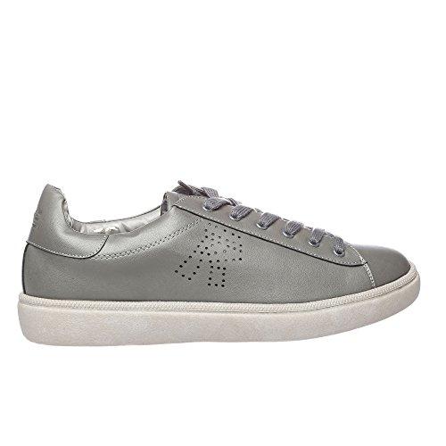 RIFLE Chaussures Homme Baskets, Plates Avec Lacets. mod. 162-M-383-40 Gris foncé