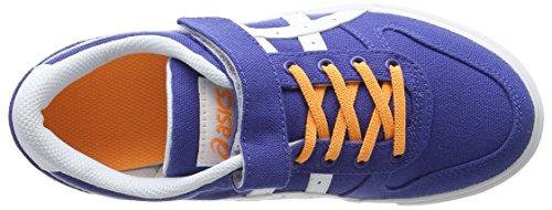 Asics Aaron Ps Jungen Sneaker Blau (Monaco Blue/White 4901)