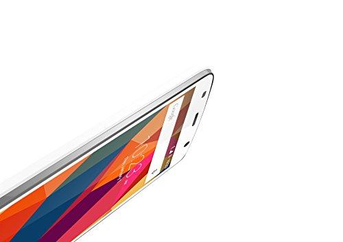 ZTE Blade L5 Plus - Smartphone libre de 5   3G  MediaTek MTK6580  1 GB RAM  almacenamiento interno de 8 GB  Bluetooth  WiFi  Android   color blanco