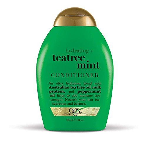 Organix Conditioner Tea Tree Mint 384 ml Hydrating (Haar Pflegespülung) -
