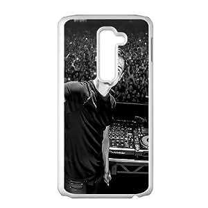 Martin Garrix LG G2 Cell Phone Case White TREB6031726952889