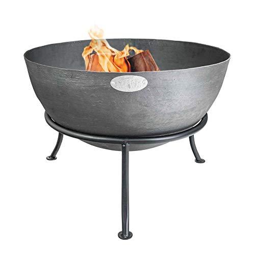 usseisen Garten Feuerstelle mit Stativ - 60cm ()