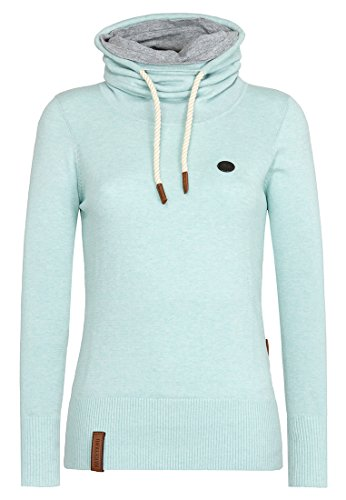 Naketano Female Knit Geh Weg Light Mint Melange, L