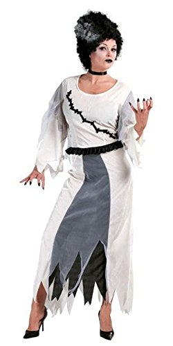 Imagen de disfraz de lady frankenstein
