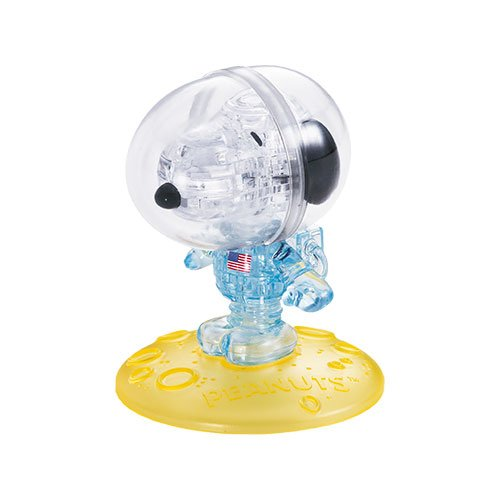 Snoopy Astronaut (Snoopy Puzzle)