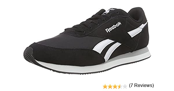 f48c7a04c39fe Reebok Sneakers Cl 2 Scarpe Uomo Royal Amazon e Jogger borse it rqTrI