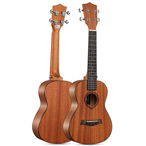 LINGZHIGAN 23 Zoll Ukulele Hawaiian Kleine Gitarre Anfänger Männer Und Frauen Ukulele
