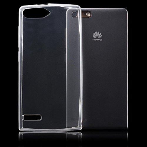 iCues Schutzhülle für Huawei P7 Mini Ultra Slim klar tranpsarent Case Cover Tasche Hülle Etui