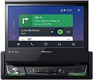 Pioneer AVH-Z7250BT In-Dash 1-DIN DVD Multimedia AV Receiver with 7″ Touchscreen Display, Apple CarPlay, Andro