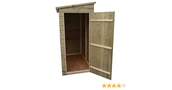 garden shed 7x3 pent shed tised tongue groove shiplap amazon co uk garden outdoors empire - Garden Sheds 7 X 3