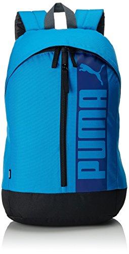 Puma Pioneer Backpack II–Mochila, Electric Blue Lemonade, 27,4x 11.6x 47cm, 21litros, 07411503