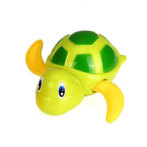 Facilla® Baby Spielzeug Badespielzeug Wasserspielzeug Badewannenspielzeug Schildkröte