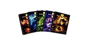 Babylon 5: The Complete 1-5 Seasons [30 Discs] [1994] (REGION 2) (PAL) [DVD] [Region 1] [US Import] [NTSC]