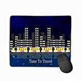 Gaming Mouse Pad Custom, Personality Desings Gaming Mouse Pad 11.81 X 9.84 inch...