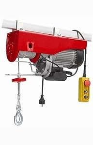 Worken - Palan Electrique 1000 Kg 18 M 230 V